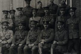 Summary of the World War I