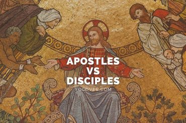 Differences Between Apostles And Disciples