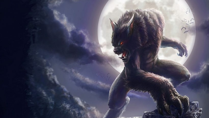 differences between werewolves and vampires