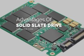 advantages of solid slate drive