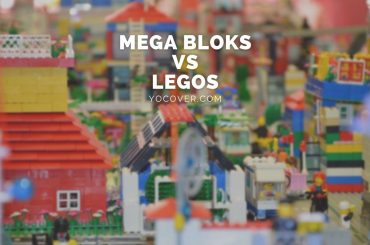 differences between mega bloks and legos