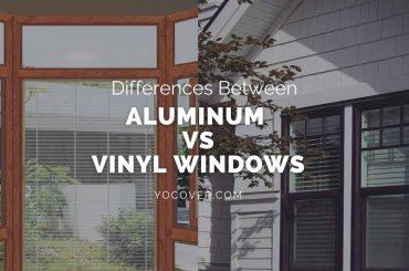 differences between aluminum vs vinyl windows