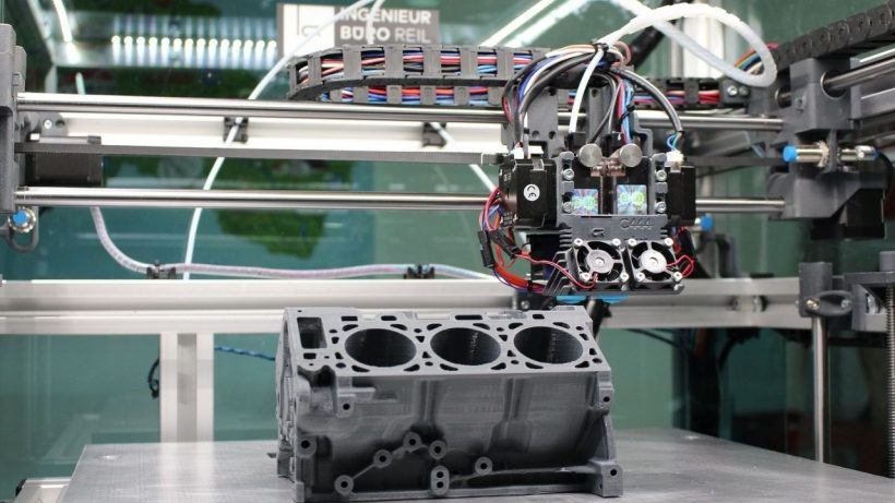 facts about 3D printing