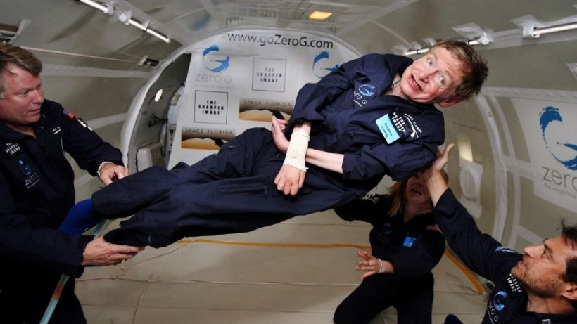 facts about stephen hawking
